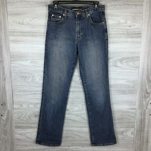 Express  Boot Cut Jeans Size 4
